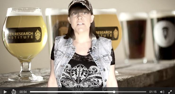 diet beer - rebecca love