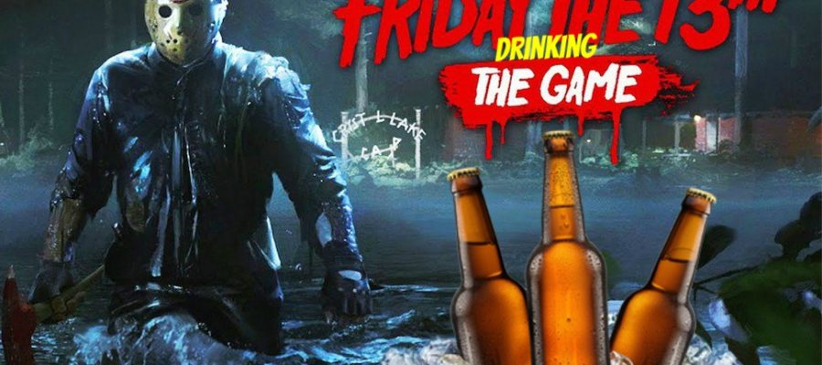 friday the 13th the drinking game