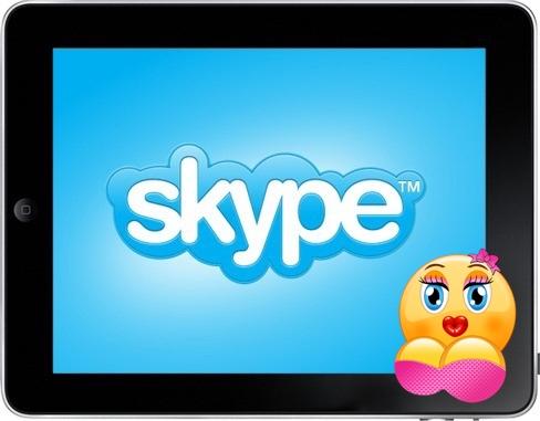 Skype show - rebecca love