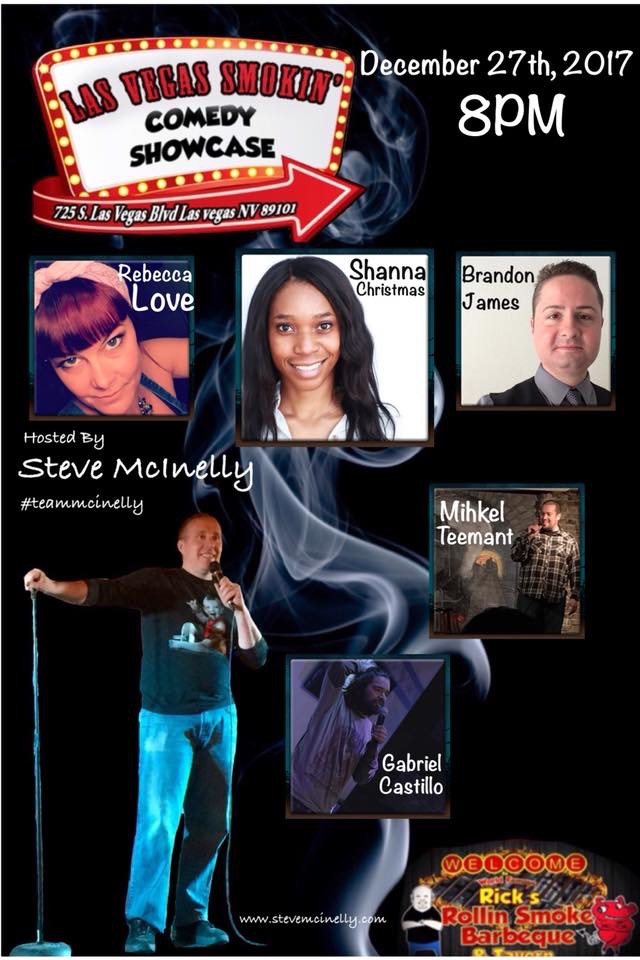 The Las Vegas Smokin' Comedy Showcase