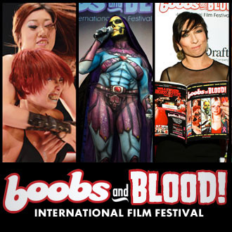 Boobs and Blood Festival